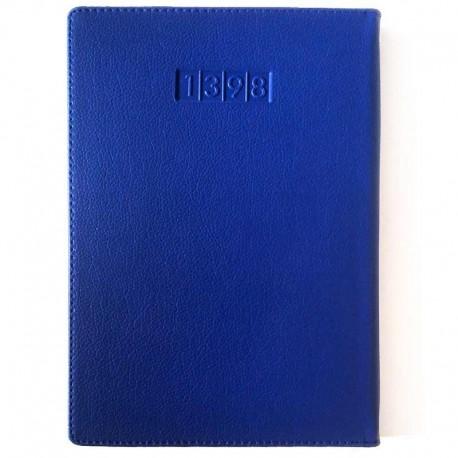 سالنامه روزانه وزیری جلد چرمی 98